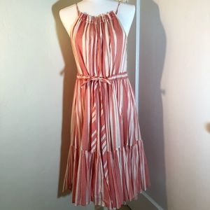 Anthropologie country style dress size large